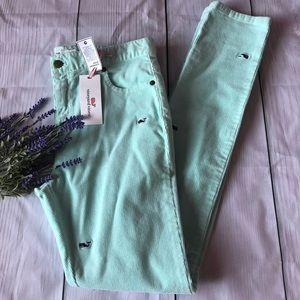 Vineyard vines girls corduroy pants size 16